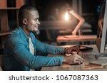 programming basics. positive... | Shutterstock . vector #1067087363