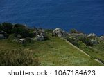 panoramic view from dingli... | Shutterstock . vector #1067184623