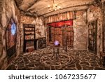 escape room  controlled by hi...