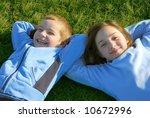 happy kids | Shutterstock . vector #10672996