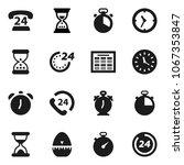 flat vector icon set   cook... | Shutterstock .eps vector #1067353847