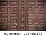 texture repetition of elements... | Shutterstock . vector #1067381693