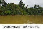 sunset river phang nga thailand | Shutterstock . vector #1067423243