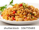 Chinese Cuisine   Fried Rice...