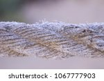 rope with copy space | Shutterstock . vector #1067777903