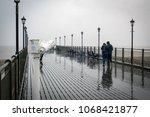 skegness lincolnshire uk  ...   Shutterstock . vector #1068421877