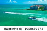 usa. florida. miami beach.... | Shutterstock . vector #1068691973