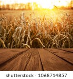 empty table for your photo... | Shutterstock . vector #1068714857