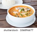 Hot And Sour Soup And Shrimp I...