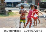thailand april 15 2018  the...   Shutterstock . vector #1069072943