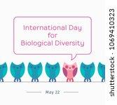 international day for... | Shutterstock .eps vector #1069410323