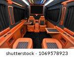 business class car tuning | Shutterstock . vector #1069578923