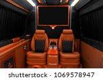 business class car tuning | Shutterstock . vector #1069578947