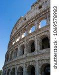 rome  italy   september 4  2016.... | Shutterstock . vector #1069578983