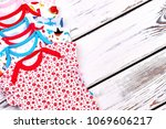 dainty design bodysuits for... | Shutterstock . vector #1069606217