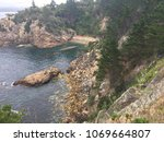 dramatic cliffs at australia's... | Shutterstock . vector #1069664807