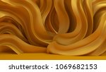 luxury background with gold... | Shutterstock . vector #1069682153