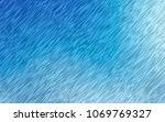 light blue vector texture with... | Shutterstock .eps vector #1069769327
