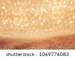 white silver and gold abstract... | Shutterstock . vector #1069776083