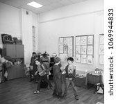 moscow  russia   circa april ... | Shutterstock . vector #1069944833