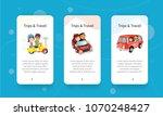 template of slider cards....