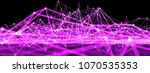 3d render abstract background.... | Shutterstock . vector #1070535353