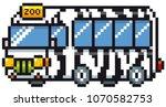 vector illustration of cartoon...   Shutterstock .eps vector #1070582753