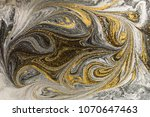 marble abstract acrylic...   Shutterstock . vector #1070647463