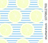seamless pattern with hand...   Shutterstock . vector #1070812703