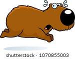 a cartoon illustration of a...   Shutterstock .eps vector #1070855003