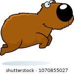 a cartoon illustration of a...   Shutterstock .eps vector #1070855027