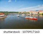 prague  czech republic   june...   Shutterstock . vector #1070917163