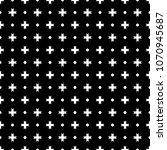 seamless surface pattern design ...   Shutterstock .eps vector #1070945687