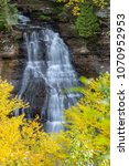 Chapel Falls At Pictured Rocks...