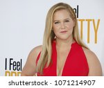Amy Schumer At The Los Angeles...