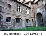 Small photo of Porta Salaria, ancient gate in Rome, Italy