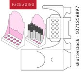 package on package  pop .... | Shutterstock .eps vector #1071356897