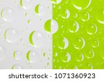 color abstract background with... | Shutterstock . vector #1071360923