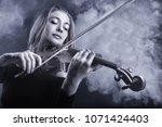 black and white image.... | Shutterstock . vector #1071424403