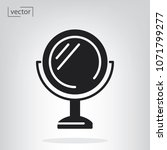 mirror icon vector | Shutterstock .eps vector #1071799277