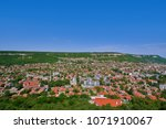 view of provadia from the ovech ... | Shutterstock . vector #1071910067