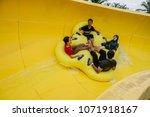 malacca  malaysia   18 april... | Shutterstock . vector #1071918167