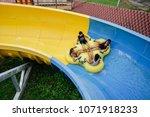 malacca  malaysia   18 april... | Shutterstock . vector #1071918233