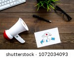 socail media announcements... | Shutterstock . vector #1072034093