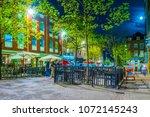 nottingham  united kingdom ... | Shutterstock . vector #1072145243