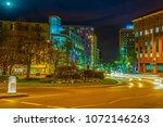 nottingham  united kingdom ... | Shutterstock . vector #1072146263