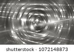 abstract background gray tunnel.... | Shutterstock . vector #1072148873