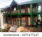 quaid residency ziarat | Shutterstock . vector #1072177127