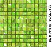 Green Ceramic Background