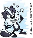 a cartoon illustration of a... | Shutterstock .eps vector #1072471547